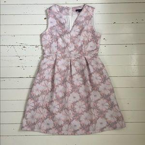 Smashed Lemon Floral Dress NWT